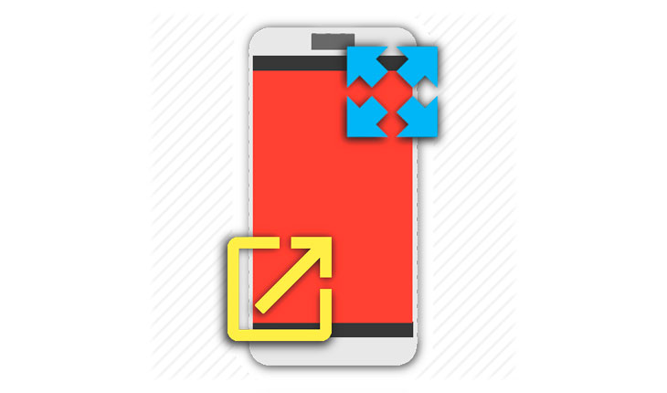 App Screen Shift para cambiar la resolución de la pantalla