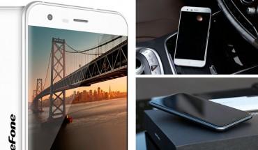 Ulefone Paris inspirado en el iPhone 6